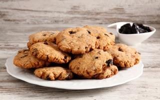 Cookies alle Prugne d'Agen
