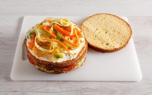Preparazione Panettone per Vegetariani - Fase 6