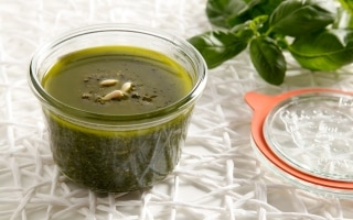Pesto alla ligure