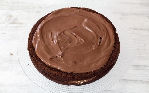 Preparazione Torta Ferrero Rocher - Fase 4