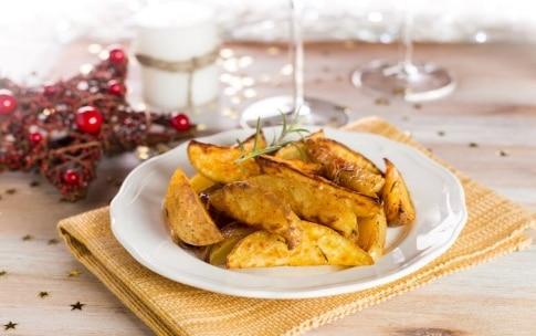 Preparazione Baked potatoes alla paprika con sale affumicato - Fase 2