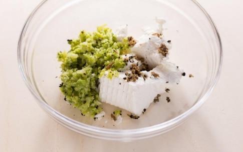 Preparazione Gnocchi ripieni di broccoli, ricotta e tartufo - Fase 2