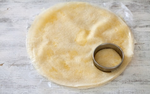 Preparazione Strudel veloce di mele - Fase 1