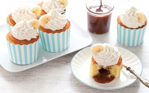 Preparazione Banoffee cupcake - Fase 7
