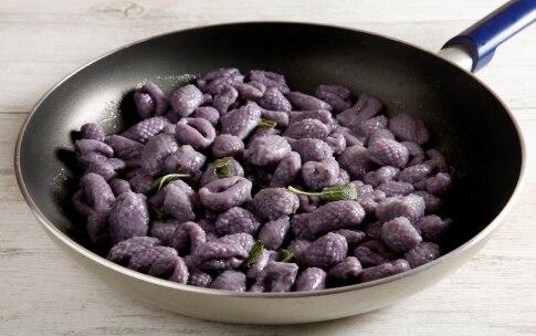 Preparazione Gnocchi di patate viola - Fase 3