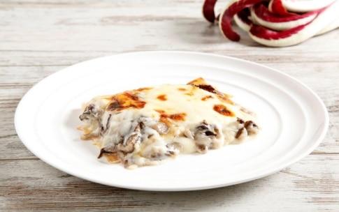 Preparazione Lasagne al radicchio e fontina - Fase 5