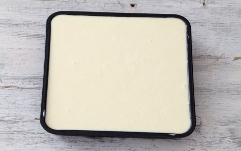 Preparazione Torta magica - Fase 4