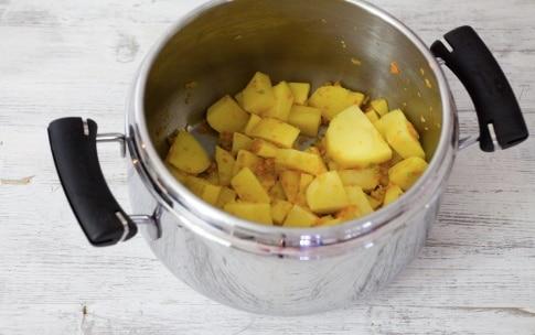Preparazione Zuppa di cavolo nero - Fase 1