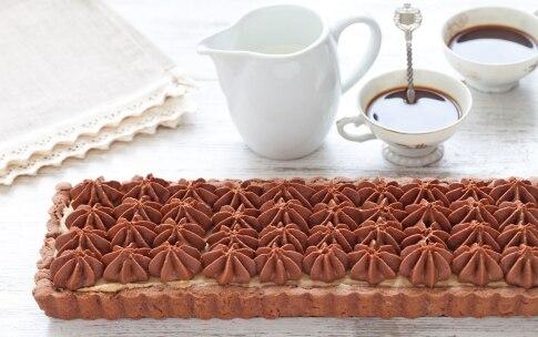 Preparazione Crostata cappuccino - Fase 6