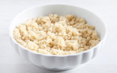 Preparazione Insalata di edamame e quinoa - Fase 2