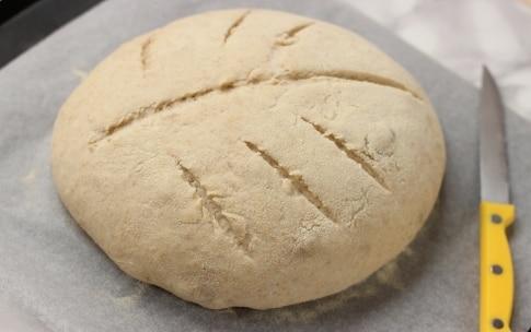 Preparazione Pane semi integrale alle noci - Fase 4