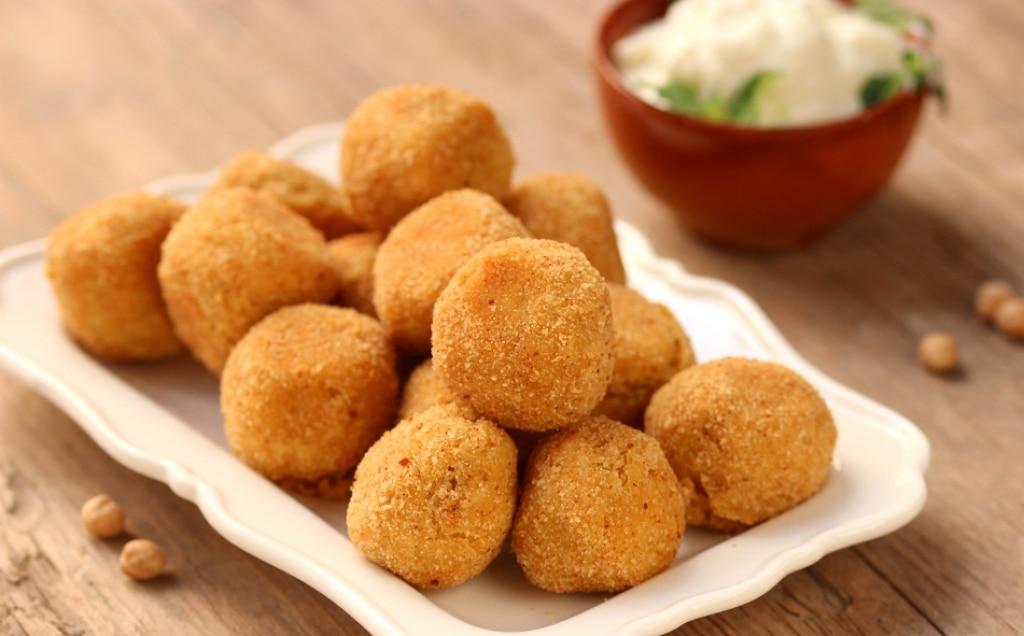 Top Ricette Antipasti Fritti - Cucchiaio d'Argento GA86