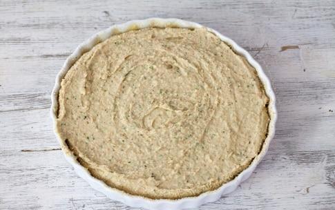 Preparazione Torta di pane salata - Fase 3