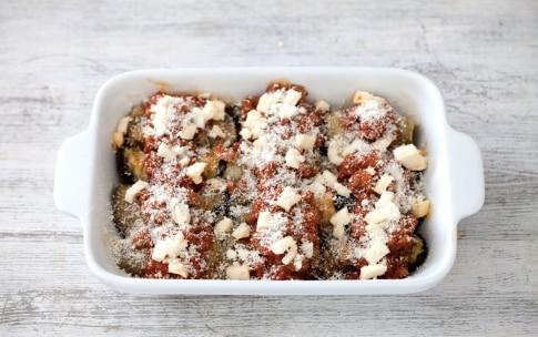 Preparazione Cannelloni di melanzane al ragù di salsiccia - Fase 4