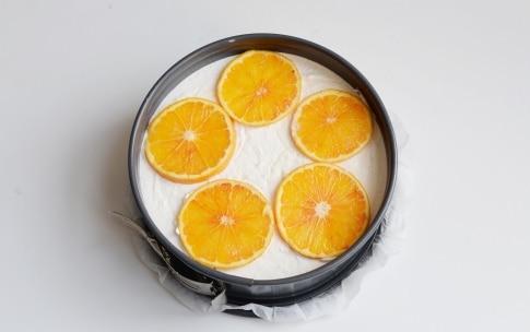 Preparazione Cheesecake arancia e cioccolato - Fase 5