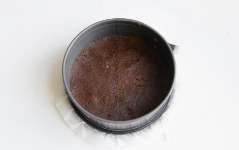 Preparazione Cheesecake arancia e cioccolato - Fase 2