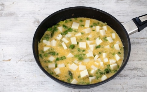 Preparazione Frittata di asparagi - Fase 3