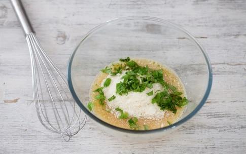 Preparazione Frittata di asparagi - Fase 2
