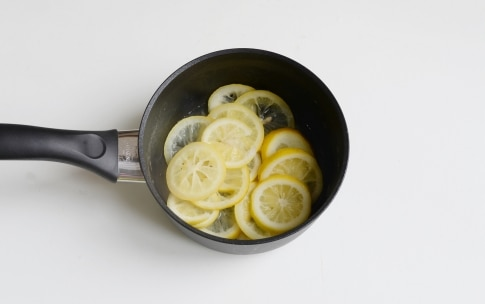 Preparazione Marmellata di limoni - Fase 2
