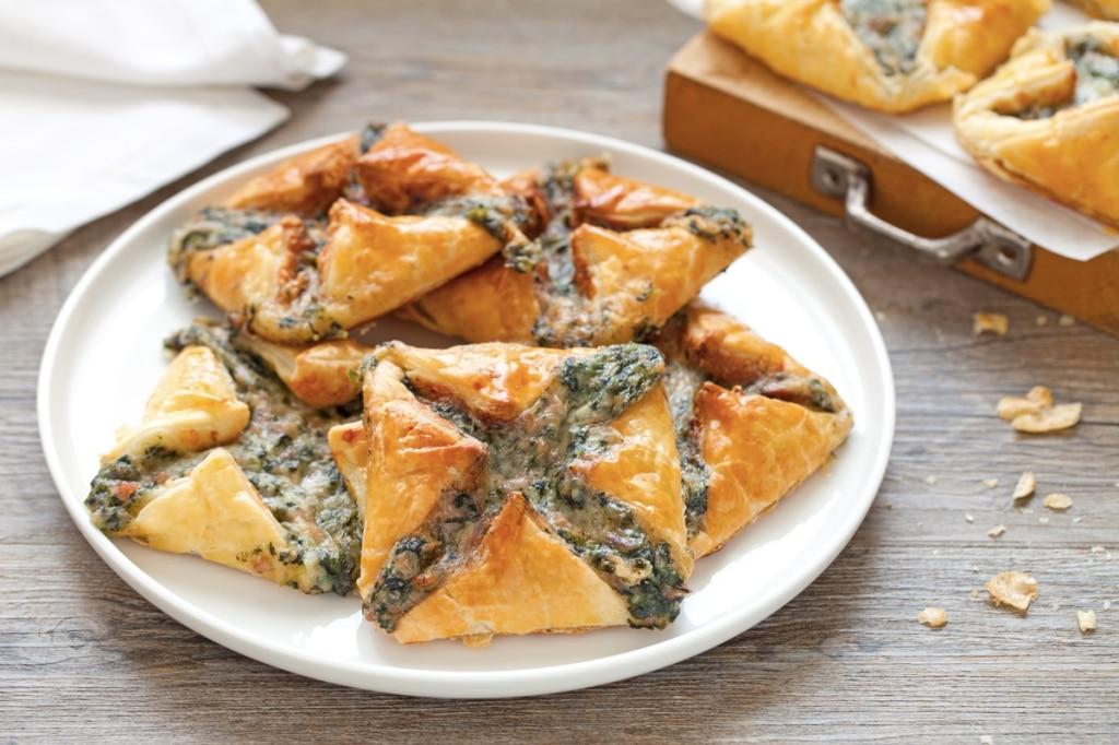 Favorito Ricette Antipasti Con Pasta Sfoglia - Cucchiaio d'Argento RW54