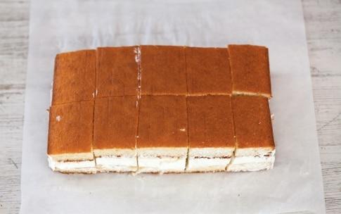 Preparazione Torta Kinder Paradiso - Fase 6