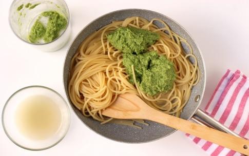 Preparazione Vermicelli alle vongole e crema di broccoli - Fase 4