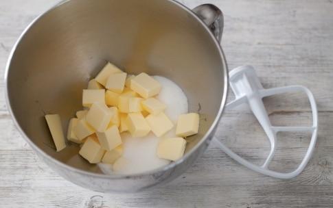 Preparazione Crostata alla Nutella - Fase 1
