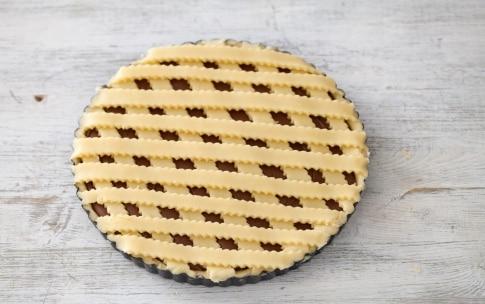 Preparazione Crostata alla Nutella - Fase 5
