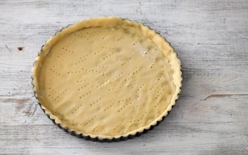 Preparazione Crostata alla Nutella - Fase 3