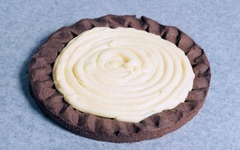 Preparazione Crostata al cacao e frutti rossi - Fase 2