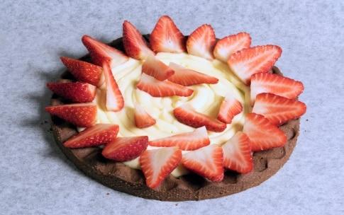 Preparazione Crostata al cacao e frutti rossi - Fase 3