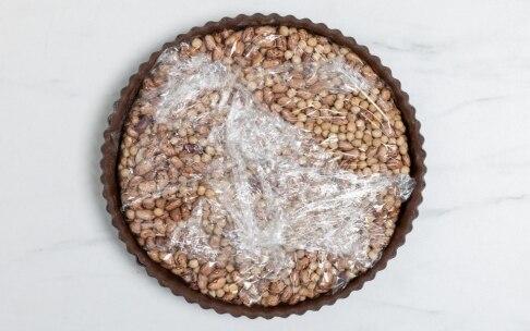 Preparazione Crostata di pere e cioccolato - Fase 2