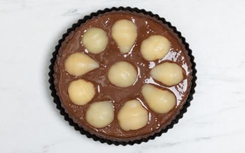Preparazione Crostata di pere e cioccolato - Fase 6
