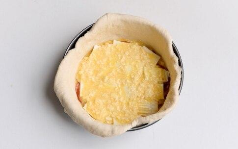 Preparazione Pizza piena - Fase 5
