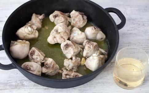 Preparazione Pollo ai peperoni - Fase 2