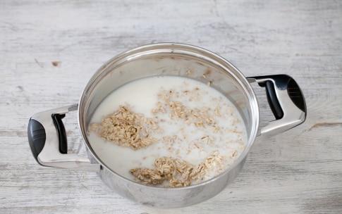 Preparazione Porridge - Fase 1