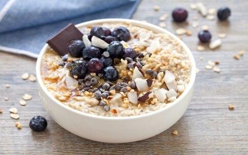 Preparazione Porridge - Fase 2
