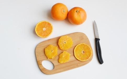 Preparazione Rombo all'arancia - Fase 2