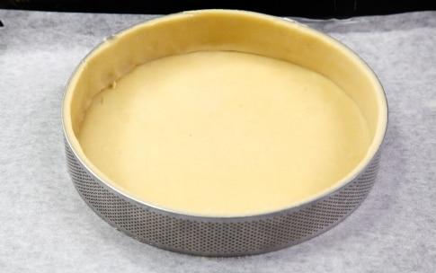 Preparazione Torta amaretti, ricotta e cioccolato - Fase 1