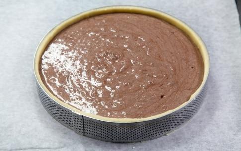 Preparazione Torta amaretti, ricotta e cioccolato - Fase 4