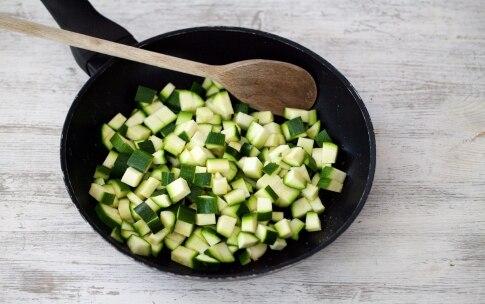 Preparazione Torta sette vasetti salata - Fase 1