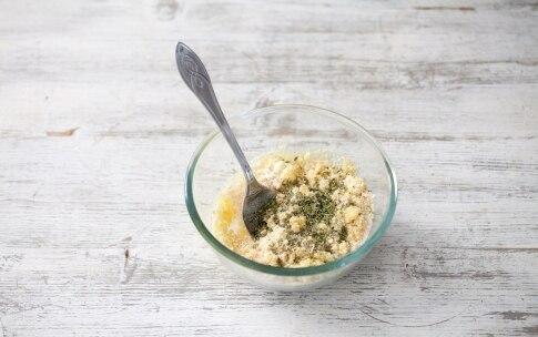 Preparazione Zucchine e patate gratinate - Fase 2