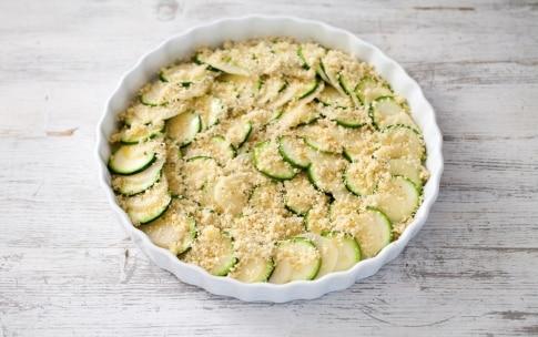 Preparazione Zucchine e patate gratinate - Fase 3