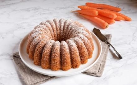 Bundt cake alle carote