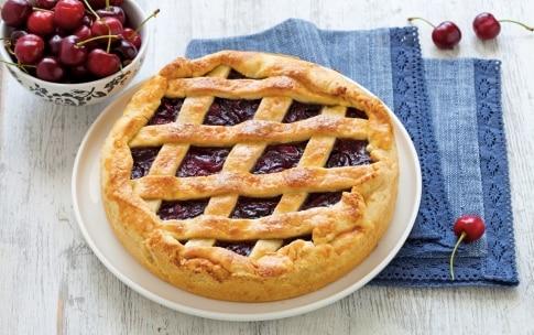 Preparazione Cherry pie - Fase 4