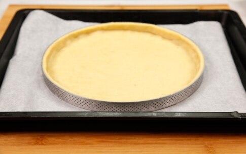 Preparazione Crostata primavera - Fase 3