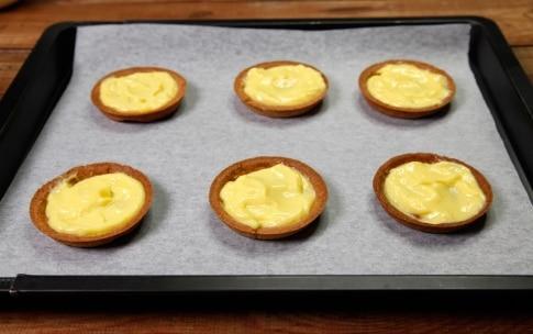 Preparazione Rose di mela e crema pasticcera - Fase 2
