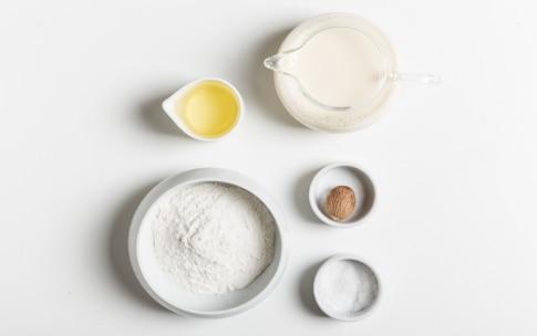 Preparazione Besciamella senza glutine - Fase 1