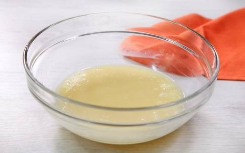 Preparazione Choux amarene e mascarpone - Fase 1