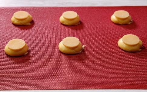 Preparazione Choux amarene e mascarpone - Fase 5